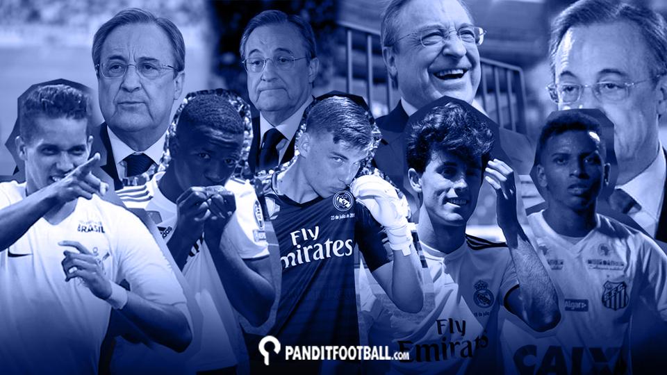 Kecenderungan Transfer Real Madrid Bergeser