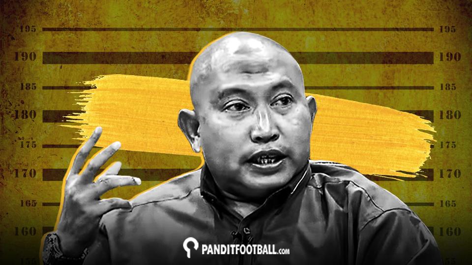 Komdis PSSI Resmi Hukum Bambang Suryo Seumur Hidup