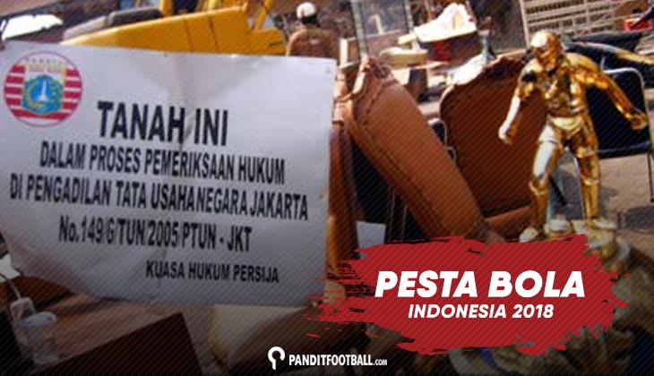 Gampang, Bangun Stadion Pakai BOT