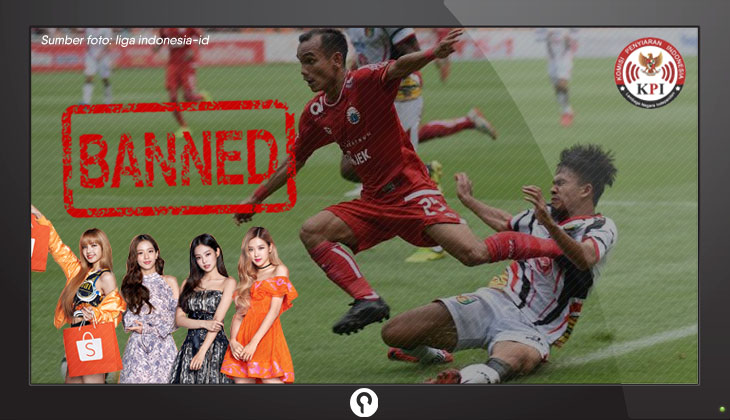 Gara-Gara Blackpink, Siaran Sepakbola Indonesia Bisa Saja Dilarang KPI?