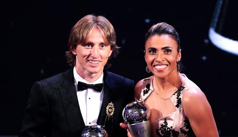 Daftar Lengkap Peraih Penghargaan FIFA Tahun 2018