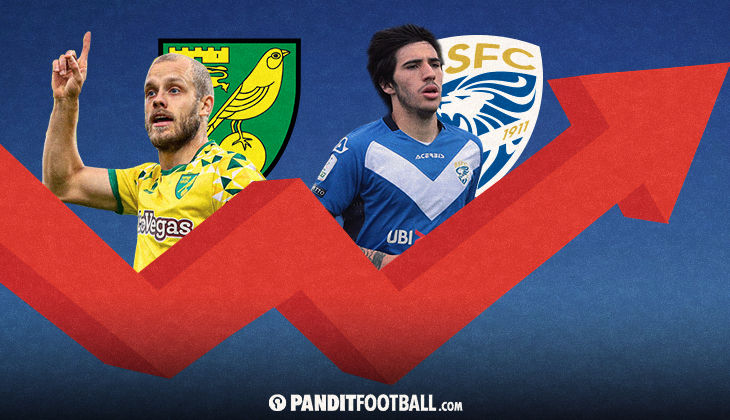 Para Klub Promosi di 5 Liga Top Eropa