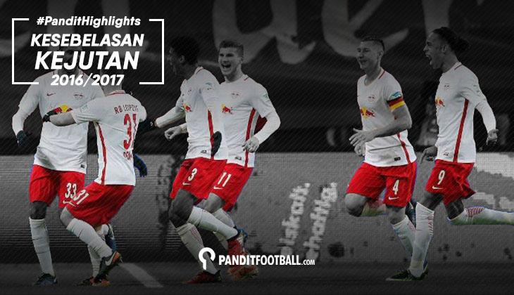 Kesebelasan Kejutan 2016/2017: RB Leipzig