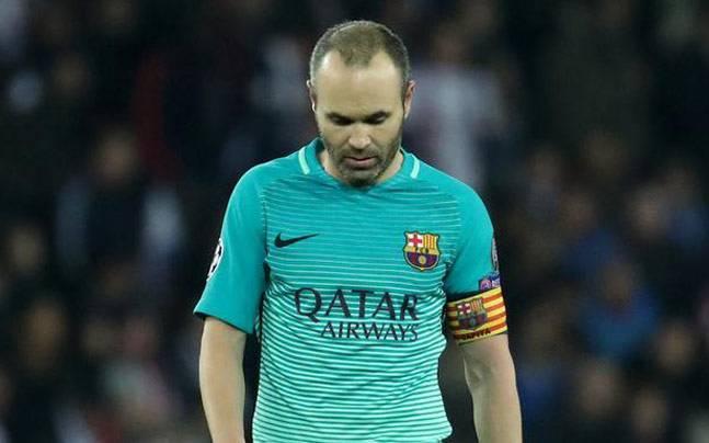 Barcelona dan Kebiasaan Sulit Bangkit