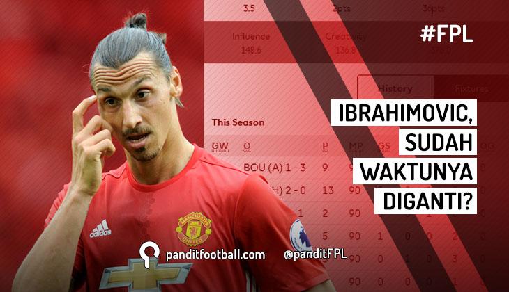 Apakah Sudah Waktunya Membuang Zlatan Ibrahimović di FPL?