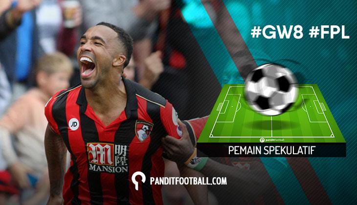 Pemain Spekulatif FPL Pilihan PanditFootball: Gameweek 8