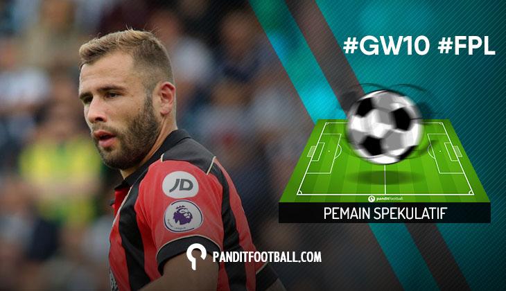 Pemain Spekulatif FPL Pilihan PanditFootball: Gameweek 10