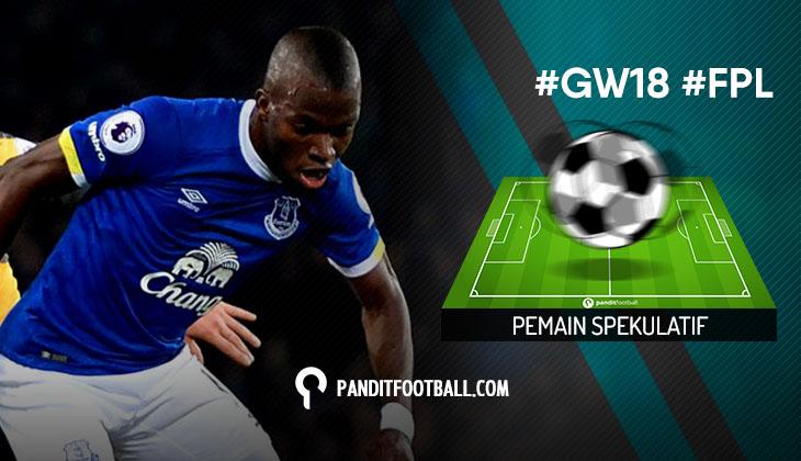 Pemain Spekulatif FPL Pilihan PanditFootball: Gameweek 18