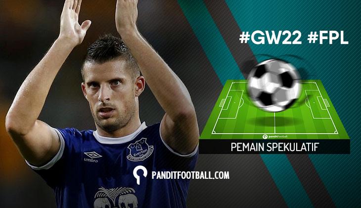 Pemain Spekulatif FPL Pilihan PanditFootball: Gameweek 22