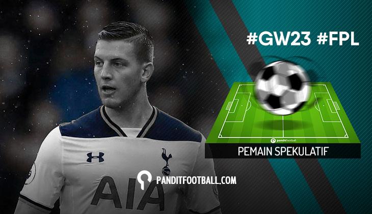 Pemain Spekulatif FPL Pilihan PanditFootball: Gameweek 23
