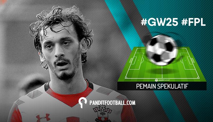 Pemain Spekulatif FPL Pilihan PanditFootball: Gameweek 25