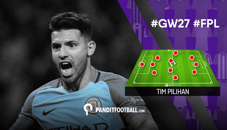 Tim Pilihan PanditFootball: Gameweek 27