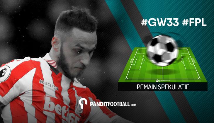 Pemain Spekulatif FPL Pilihan PanditFootball: Gameweek 33