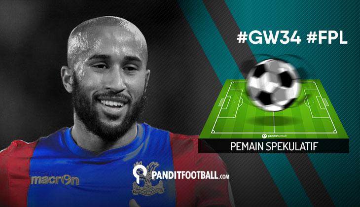 Pemain Spekulatif FPL Pilihan PanditFootball: Gameweek 34