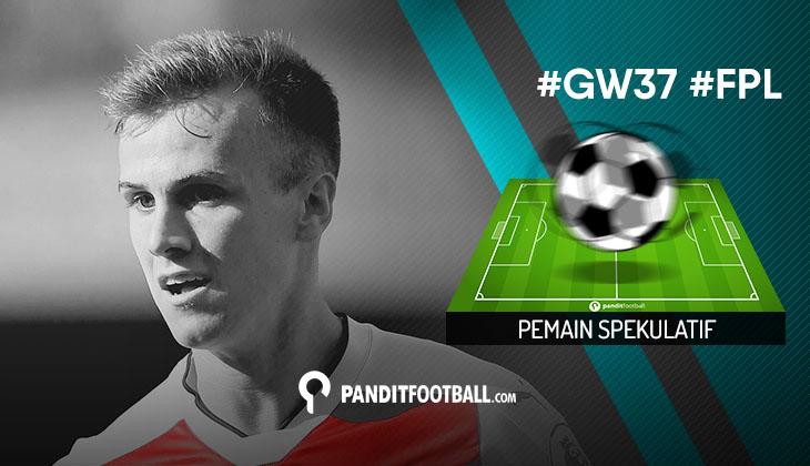 Pemain Spekulatif FPL Pilihan PanditFootball: Gameweek 37