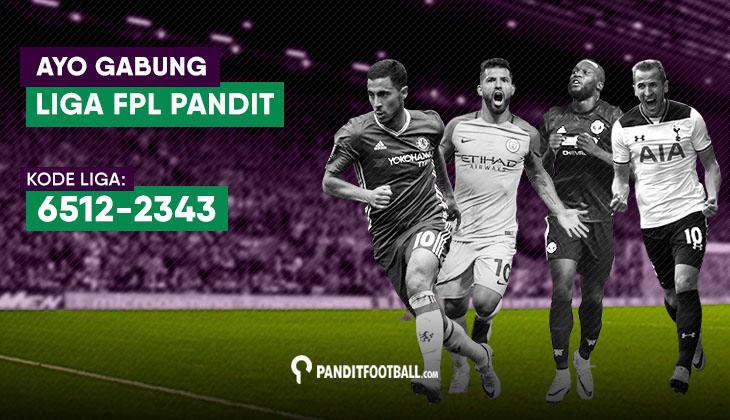 Daftar Pemenang FPL PanditFottball Periode Desember