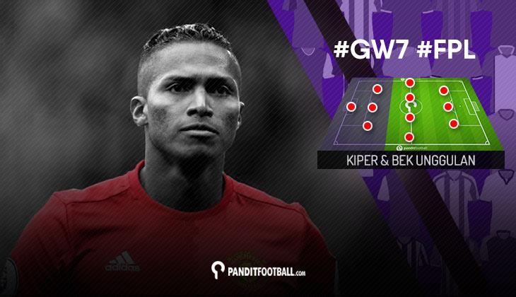Kiper dan Bek Unggulan FPL PanditFootball: Gameweek 7