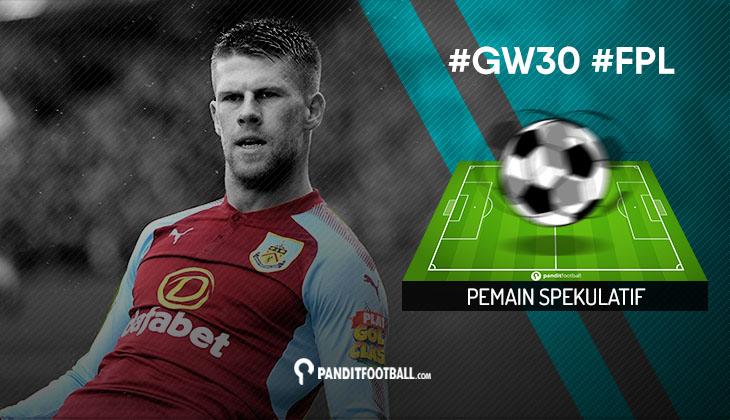 Pemain Spekulatif FPL PanditFootball: Gameweek 30