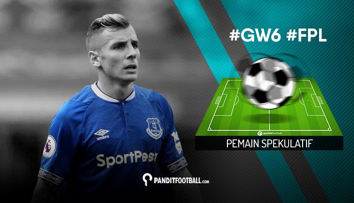 Pemain Spekulatif FPL PanditFootball: Gameweek 6