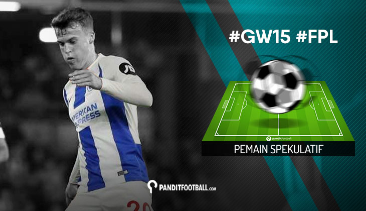 Pemain Spekulatif FPL PanditFootball: Gameweek 15