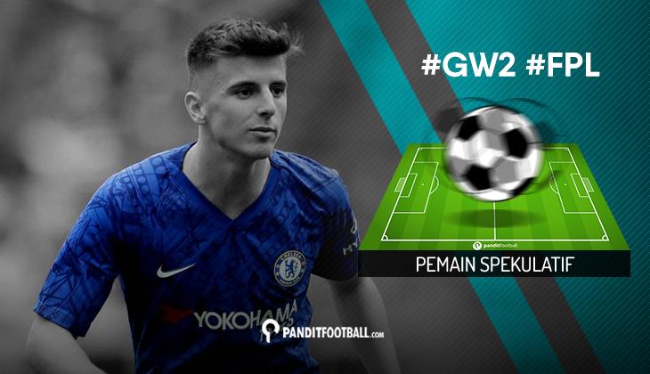 Pemain Spekulatif FPL Pandit Football: Gameweek 2