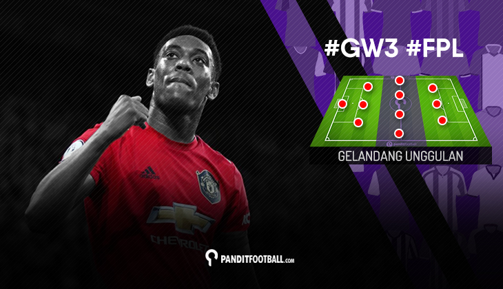 Gelandang Unggulan FPL PanditFootball: Gameweek 3