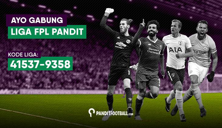 Daftar Pemenang FPL PanditFootball Periode Maret