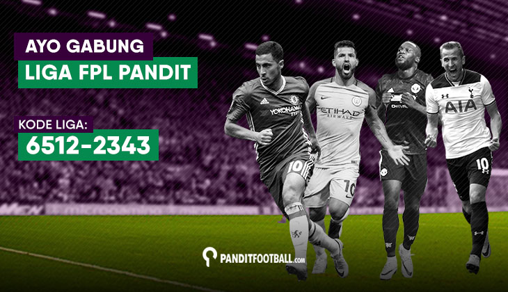 Daftar Pemenang FPL PanditFottball Periode Februari