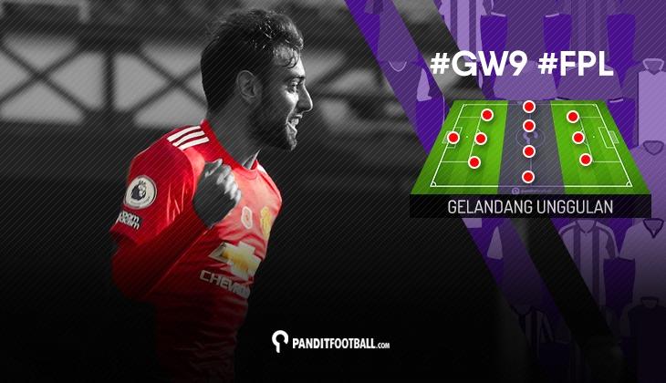 Gelandang Unggulan FPL PanditFootball: Gameweek 9