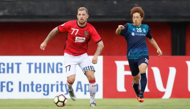 Bali United Tumbang di Laga Perdana Piala AFC 2018