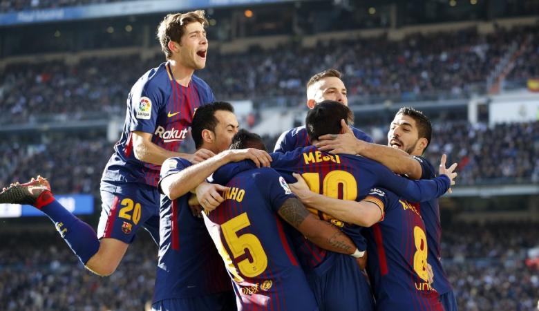 Keperkasaan Barcelona di Paruh Musim La Liga 2017/18