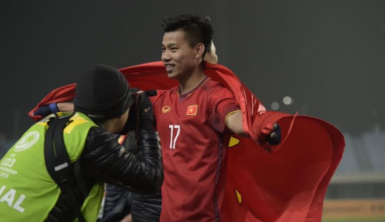 Vietnam Ukir Sejarah Baru di Pentas Piala Asia U23