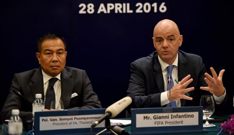 Pengaturan Skor di Thailand, 5 Pemain Divisi Teratas Terancam Hukuman Penjara