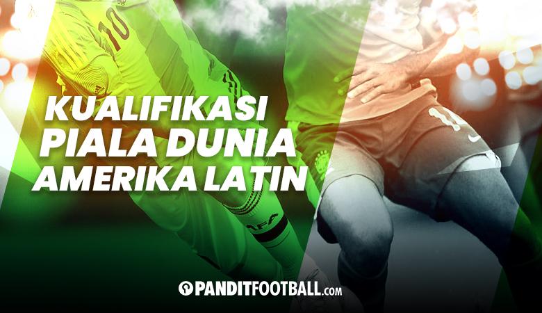 Link Live Streaming Kualifikasi Piala Dunia 2022 Brasil vs Bolivia