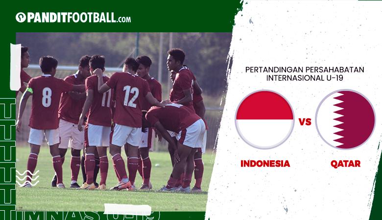 Link Live Streaming Qatar U19 vs Indonesia U19 Mola TV
