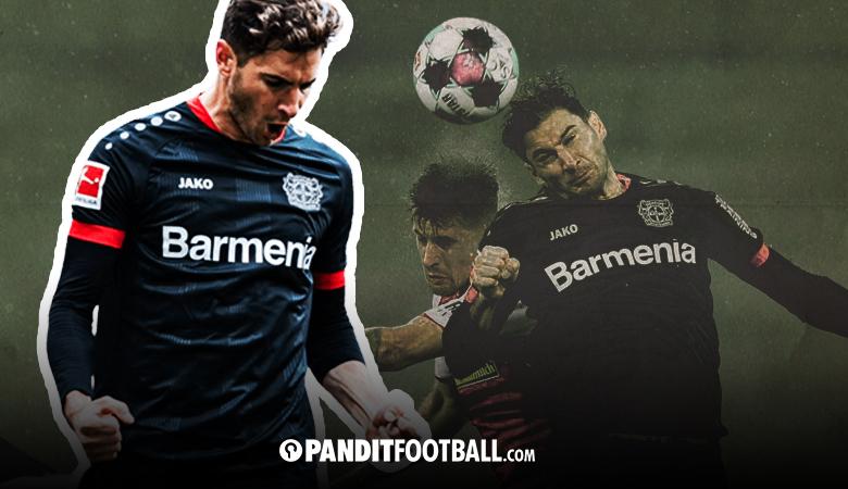 Leverkusen vs Moenchengladbach: Mengharap Konsistensi Lucas Alario