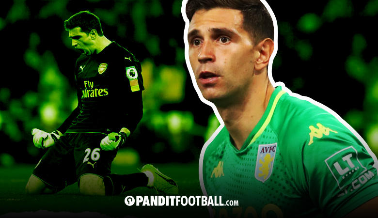 Arsenal vs Aston Villa: Pertaruhan Emi Martinez Melawan Mantan Klub