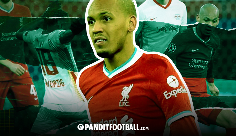 Fabinho: Mercusuar Lini Tengah yang Dibutuhkan Liverpool