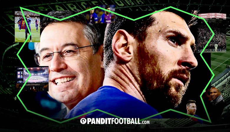 Ada Apa dengan Barcelona dan Lionel Messi?