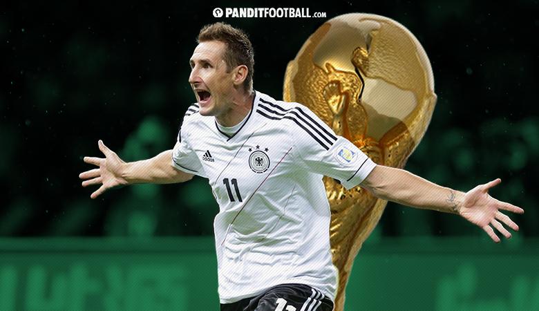 Miroslav Klose dan Rekor Gol Piala Dunia