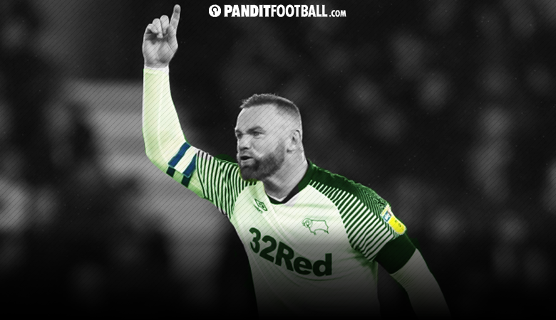 Peperangan Rooney Bersama Derby County