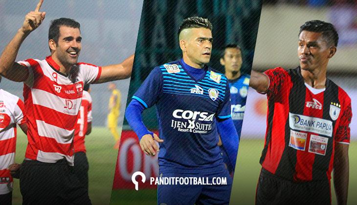 Juara ISC 2016: Persipura, Arema atau Madura United?