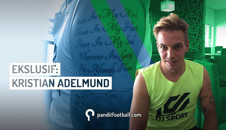 Petualangan Kristian Adelmund (Belum) Berakhir