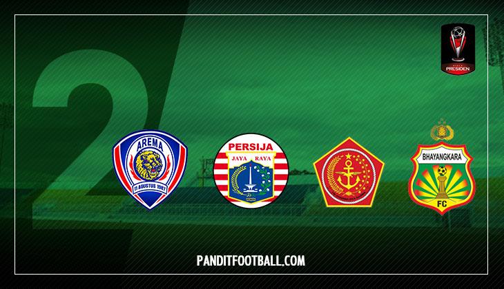 Kuda Hitam di Tengah Persaingan Grup 2 Piala Presiden 2017