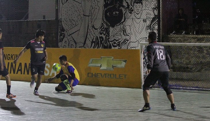 Indonesia Mulai Kembangkan Sepakbola Jalanan Melalui ISSC 2016