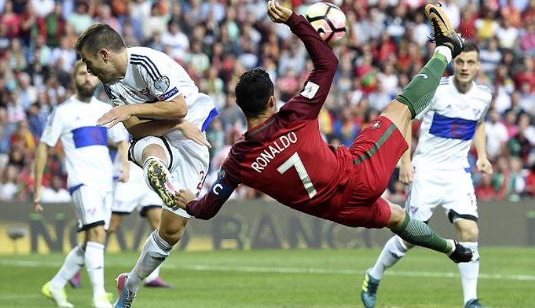 Cristiano Ronaldo Kalahkan Pele, Samai Sandor Kocsis dan Dekati Ferenc Puskas