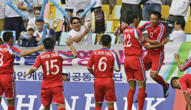 Mengenal Sepakbola Korea Utara dari Sejarah April 25 Sports Club