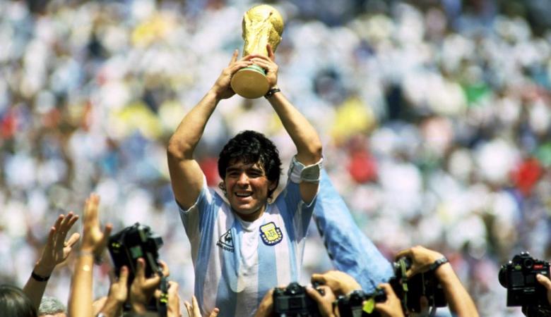 Gol Tangan Tuhan yang Menjadikan Piala Dunia 1986 Ikonik