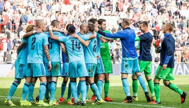 Menang 1-2, Feyenoord Jadi Satu-Satunya Klub yang Catatkan 100% Kemenangan