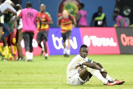 Mane Gagal Penalti, Senegal Tersingkir dari Piala Afrika